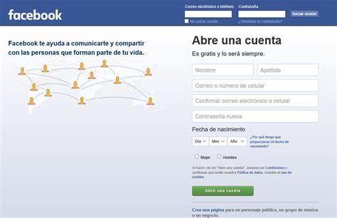 Facebook Iniciar Sesión