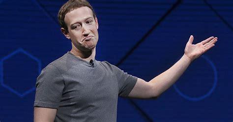 Facebook's slide cost Mark Zuckerberg $6.06 billion in one day