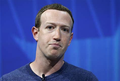 Facebook Stock Plunge: Zuckerberg Now Worth Less Than ...