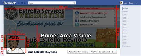 Facebook: Tamaño de Imágenes Portada, Pagina y Grupo ...