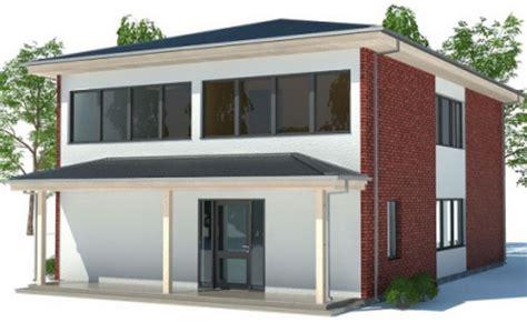 fachadas de casas con ladrillo visto