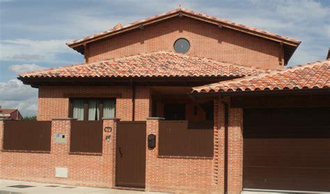 Fachadas De Casas De Ladrillo Visto. Amazing Contruccion ...
