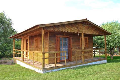 Fachadas de casas prefabricadas modernas