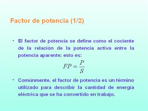 Factor de potencia   Monografias.com