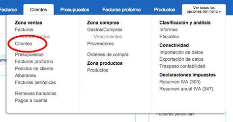 FacturaDirecta: Añadir comentarios en clientes y proveedores