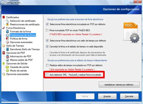 Facturae - Firma archivos XML de factura electrónica con ...