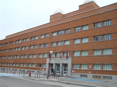 Facultad de Ciencias Físicas (Universidad Complutense de ...