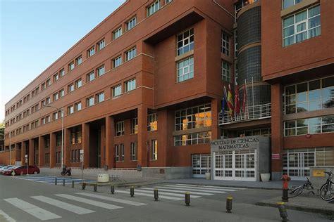 Facultad de Ciencias Matemáticas (Universidad Complutense ...