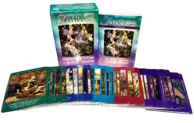 Fairy Tarot Cards Tarot Cards Deck Doreen Virtue Psychic ...
