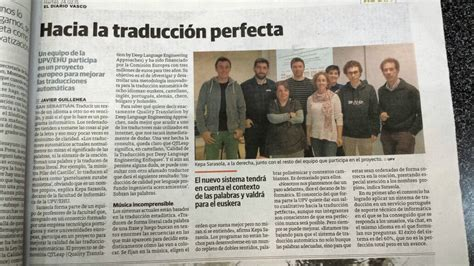 Fakultatea prentsan 2015 // La Facultad en prensa 2015 ...