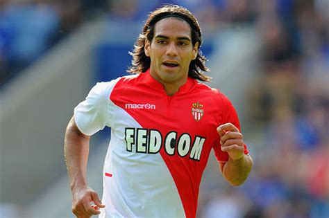 Falcao is not ready to play just yet