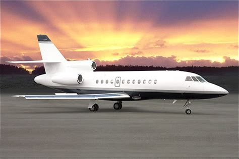 Falcon 900 - Private Jet Services | PJS Group