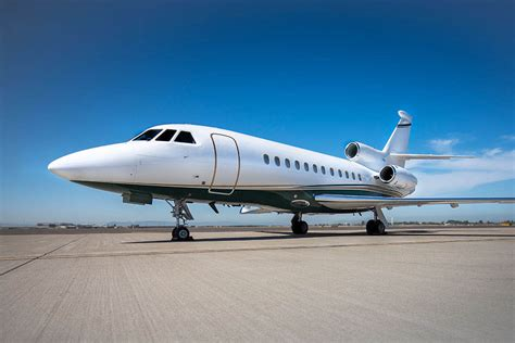Falcon 900B   Solairus Aviation