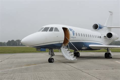 Falcon 900EX - Comfort Jet Services