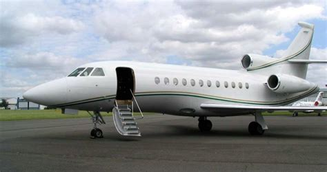 Falcon 900EX - LUXURY PROPERTIES