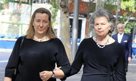 Fallece la infanta Alicia de Borbón Parma, tía del rey ...