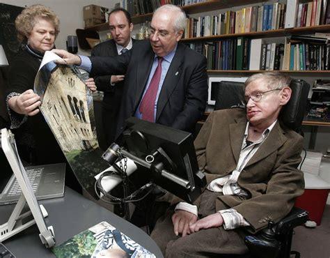 Fallece Stephen Hawking, el científico del origen del ...
