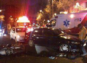 Fallece un motorista al colisionar con un turismo en Bravo ...