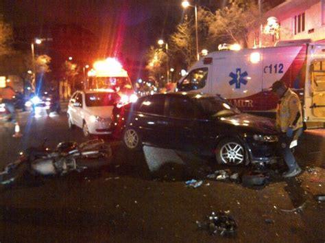 Fallece un motorista de 42 años al colisionar con un ...
