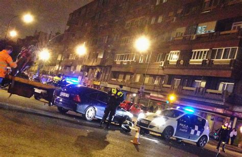 Fallece un motorista en Tetuán al colisionar contra un ...