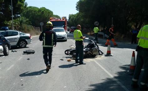 Fallece un motorista en un accidente de tráfico en ...