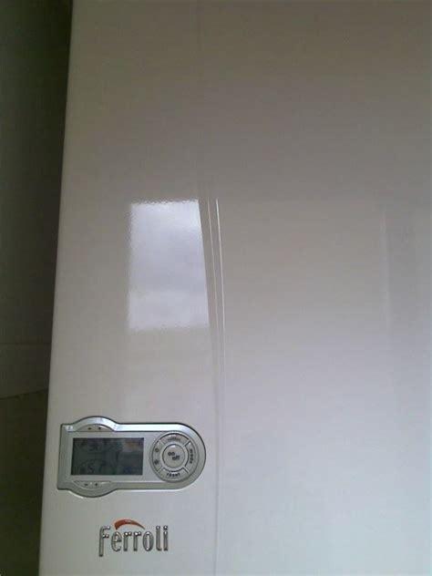 Fallo caldera ferroli – Sistema de aire acondicionado