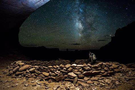 False Kiva, Canyonlands NP, Utah. After... - Steve Hirsch ...