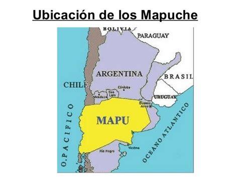 Familia mapuche, costumbres, vestimenta y alimentación