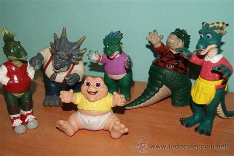 familia sinclair de la serie dinosaurs son 6 fi   Comprar ...