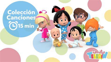 Familia Telerín. Colección Canciones (15 minutos ...