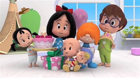 Familia Telerín Las Mañanitas Canciones Infantiles para ...
