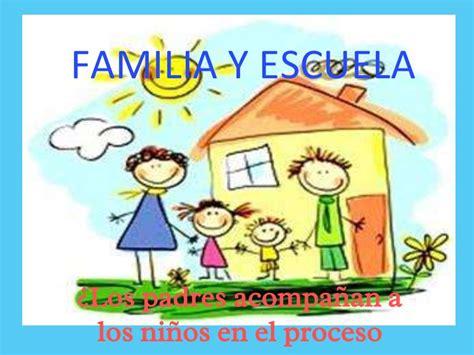 Familia y escuela power
