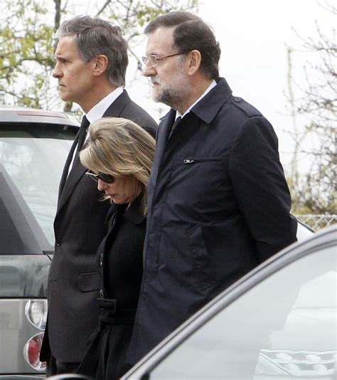 Familiares e achegados arroupan á familia Rajoy na ...