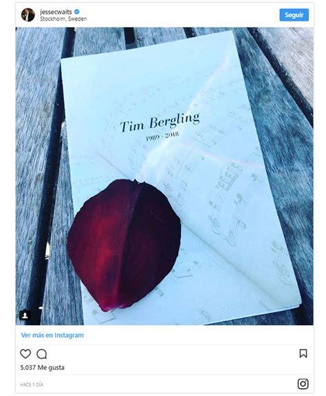 Familiares y amigos despiden a Avicii en un funeral privado