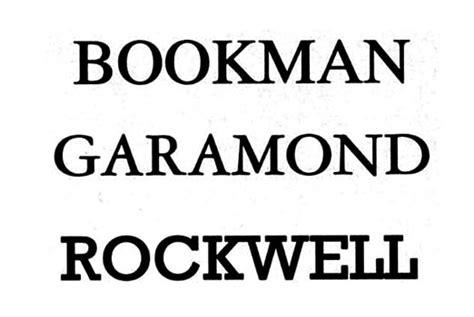 Familias tipográficas | 17centímetros