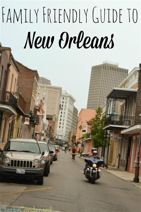 Family Guide to New Orleans | New Orleans | Pinterest ...