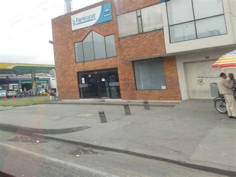 Famisanar EPS Avenida 68 con Calle 17 | EPS | Granjas de ...