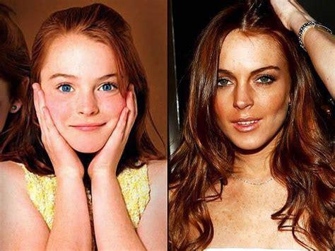 Famosos de niños (Antes y después) - Marcianos