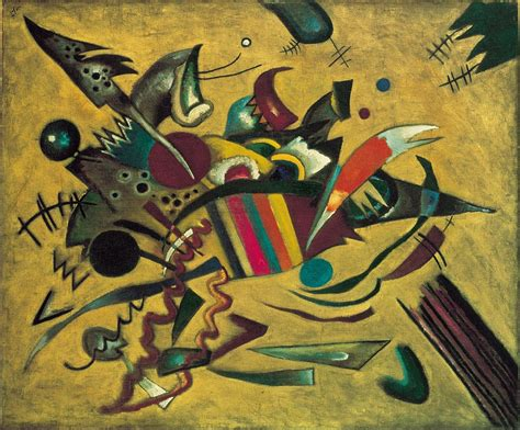 Famous Paintings By Kandinsky - Defendbigbird.com