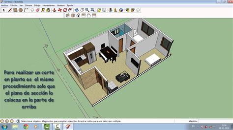 Famous Sketchup Un Programa Para Hacer Planos 3D