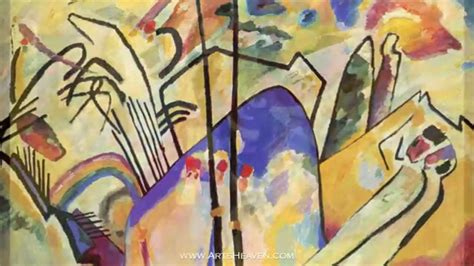 Famous Wassily Kandinsky Paintings   YouTube