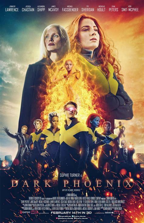 Fan Creates  X Men: Dark Phoenix  Posters in Marvel ...