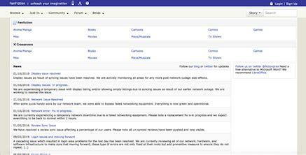 FanFiction.Net   Wikipedia