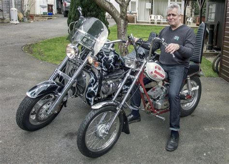 Fantastic Fantic Chopper brought back from the dead ...