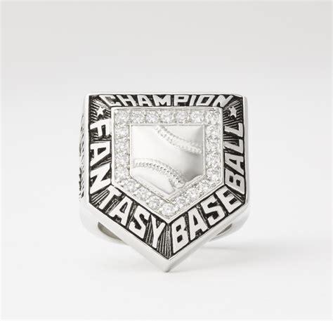 » Fantasy Baseball Championship Ring (2015)