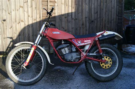 Fantic 125 Trial, rear kick twin shock trials bike, pre 65 ...