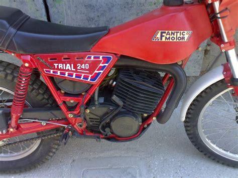 Fantic 240 trial professional seven days a Pistoia ...