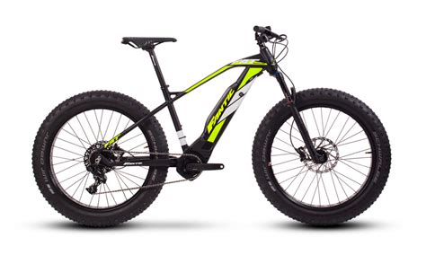 FANTIC FAT SPORT INTEGRA E-BIKE 2019 - Quad Moto Cycle
