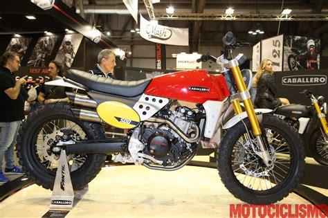 Fantic Motor Caballero 2017 - Motociclismo