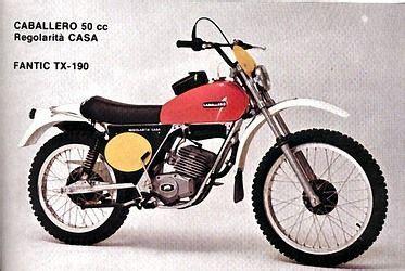 Fantic Motor Caballero 50 Regolarita    my first one of ...